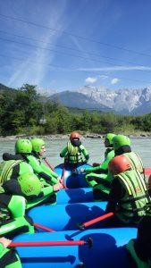 Trenkertours Rafting